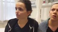 Hastanede iki kız kardeşin odasına giren doktor duş alınca ortalık karıştı