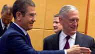 Pentagon: ABD Savunma Bakanı Mattis Türkiye'den IŞİD'e odaklanmasını istedi