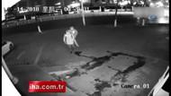 Şaşkın hırsız hedef şaşırdı, arkadaşını kafasından yaraladı