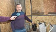 Karadeniz fıkralarını aratmıyor! Evini buzdolabıyla ısıtıyor