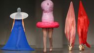 Londra Moda Haftası'na damga vuran kıyafetler