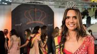 Miss Germany 2018 finalinde dikkat çeken Türk güzel Derya Sipahi
