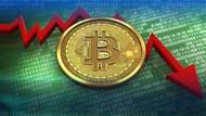 Bitcoin'de çöküş sürüyor! 9 bin doların altına düştü