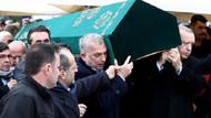 Erdoğan'dan eski mesai arkadaşına son görev