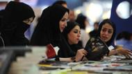 140 kişilik kadroya 100 bin Suudi kadın başvurdu