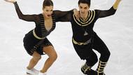 Alisa Agafonova ile Alper Uçar 19. oldu: Buz pateninde en kapalı kıyafetleri Türk sporcular giydi