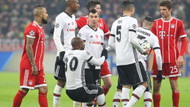 Bayern Münih Beşiktaş Kırmızı kart şoku
