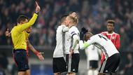 Beşiktaş'ın Bayern Münih bozgununu spor gazeteleri nasıl gördü?