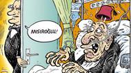 Leman dergisinden Kadir Mısıroğlu kapağı: Atatürk Fesli Kadir'i ziyarete gelirse...