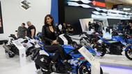 Suzuki Motobike İstanbul Fuarı'nda yeni modellerini görücüye çıkardı