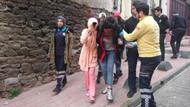 Beyoğlu'nda genç kadına bıçaklı saldırı