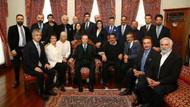 Erdoğan'a ünlü isimlerden doğum günü ziyareti