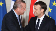 Macron: Erdoğan'a söyledim Ateşkese Afrin de dahil