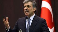 Gül'den 28 Şubat çıkışı: 600'e yakın mahkum var