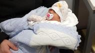 İstanbul'da tuvalette 7 günlük kız bebek bulundu
