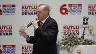 Erdoğan: Bu topraklar lümpenlere terk edilemeyecek kadar mübarektir