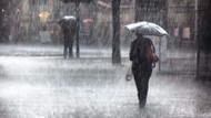 Hava durumu Son dakika: Bu akşama dikkat: İstanbul için şiddetli yağış ve fırtına uyarısı