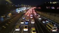 Son dakika: İstanbul'da okullar açıldı, trafik kilitlendi