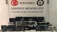 İstanbul'da Baykuşlar çetesi çökertildi