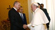 Erdoğan Papa Francis ile ne görüştü?