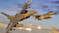 Son dakika: Türk savaş uçakları Afrin'deki PKK hedeflerini vuruyor