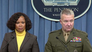 Pentagon'dan SDG karargahına saldırı açıklaması