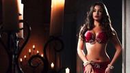 Mısır'ın tek yabancı dansözü ülkeyi karıştırdı