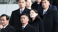 Kim Jong-un'un kız kardeşi Güney Kore'de