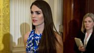 Beyaz Saray İletişim Direktörü Hicks istifa etti