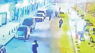 10 taksiciden Uber şoförüne saldırı dehşeti!
