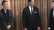 Beyaz Show'da güldüren balmumu heykeli şakası