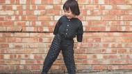Çocuklarla birlikte büyüyen kıyafet üretildi!