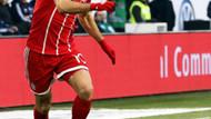 Bayern Münih'in yıldızı Robben'den Beşiktaş taraftarına övgü