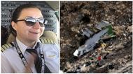 Kaptan pilot Beril Gebeş'in İstanbul'dan kalkış için yaptığı konuşmalar ses kayıtlarında