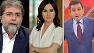 Taksiciler Odası Başkanı'na Fatih Portakal, Nazlı Çelik ve Ahmet Hakan'dan tepki