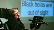 Stephen Hawking'in ünlü sözleri: Hayat varsa, umut da vardır
