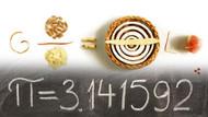 Google'dan Pi Günü Doodle'ı geldi! Pi Day nedir?