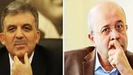 Abdullah Gül'ün ofisinden Ahmet Takan açıklaması