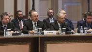 Çavuşoğlu'ndan basın toplantısında tepki: FETÖ'cü gibi gördüm sizi