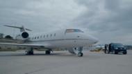 İran'da düşen uçak Çukur dizisinde kullanılmış