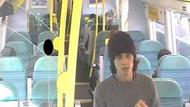 Metrodaki patlama anının dehşet görüntüleri ortaya çıktı