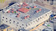 TSK Afrin'deki hastanenin görüntüsünü paylaştı