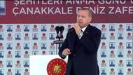 Erdoğan: Afrin'de bu sabah Türk bayrağı dalgalanıyor