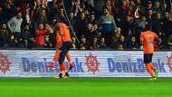 Başakşehir'den Beşiktaş'a ağır darbe: 1-0