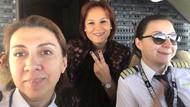 İran'da düşen jetin pilotu Beril Gebeş'in cenazesine hala ulaşılamadı