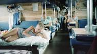 Trans Sibirya yolculuğundan sıra dışı görüntüler