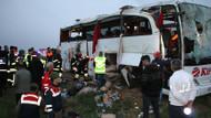 Aksaray'da katliam gibi kaza: 4 ölü