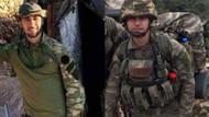 Afrin şehitleri Mehmet Muratdağı ve Oğuz Kaan Usta'nın naaşları bulundu