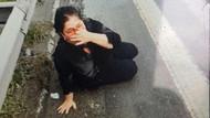 UBER sürücüsü kadın yolcuyu dövdü iddiası