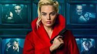 Margot Robbie'nin yeni filmi Terminal'den ilk afiş